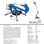 Bluelift B46 Literature