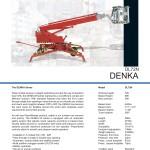 Denka D72 Brochure